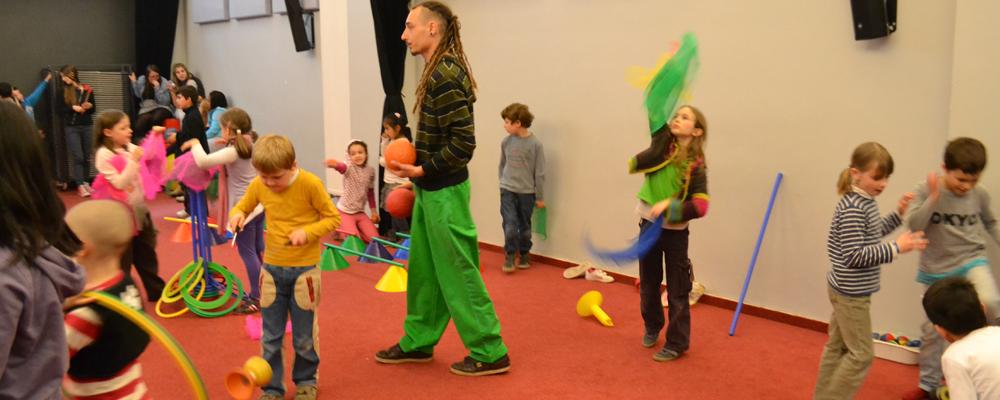 ateliers cirque